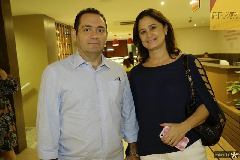 Paulo e Adriana Accioly