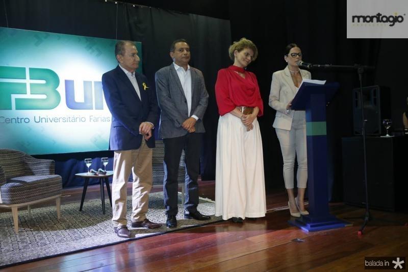 Luiz Bessa, Cesar Belmino, Joseana Franca e Luciana Souza 2