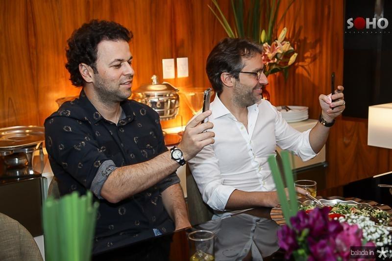 Geraldo Rola e Francisco Marinho
