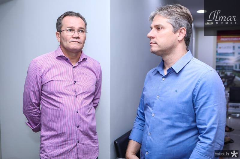 Sergio Macedo e Otavio Brandao