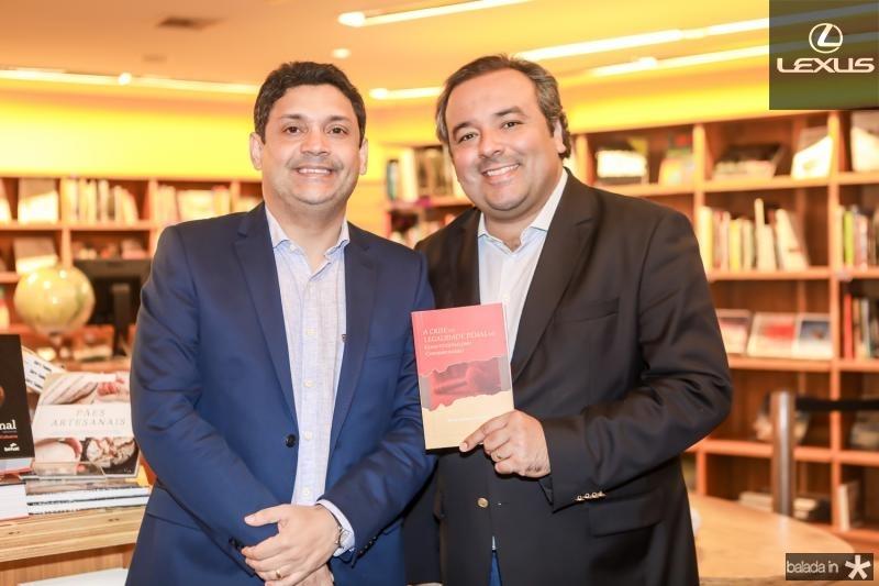 Bruno Queiroz e Eduardo Pragmacio