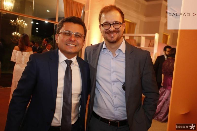 Adriano Muniz e Daniel Aderaldo
