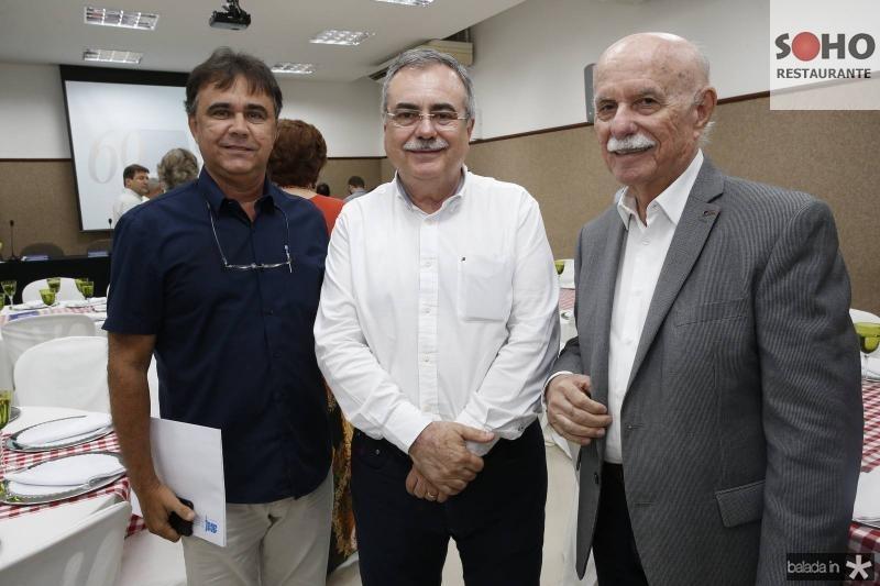 Gilberto Costa, Assis Cavalcante e Freitas Cordeiro