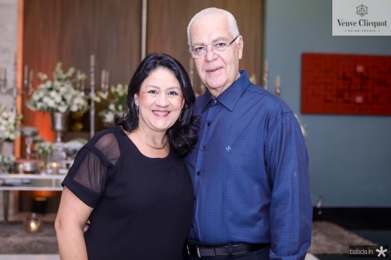 Rosilandia e Humberto Lima