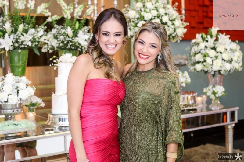 Bia Bezerra e Vanessa Queiros