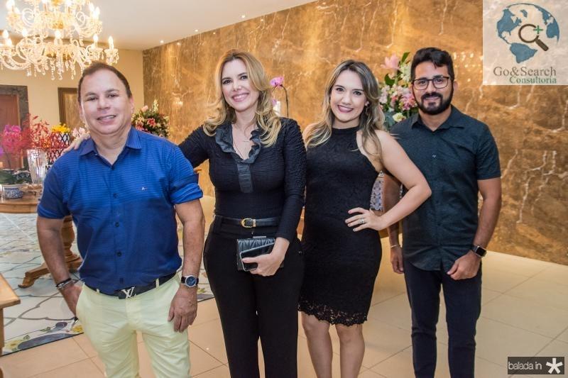 Marfrense, Debora Portugal, Gabriela Portugal e Julio Alves