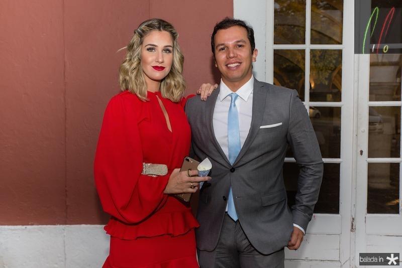 Marina e Fernando Bastos