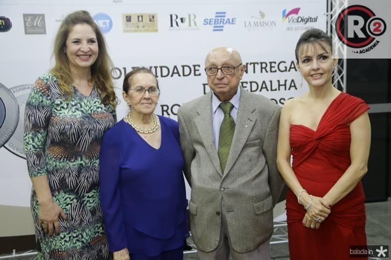 Enid Camara, Zenilde Matoso, Jose Carlos Araujo e Circe Jane