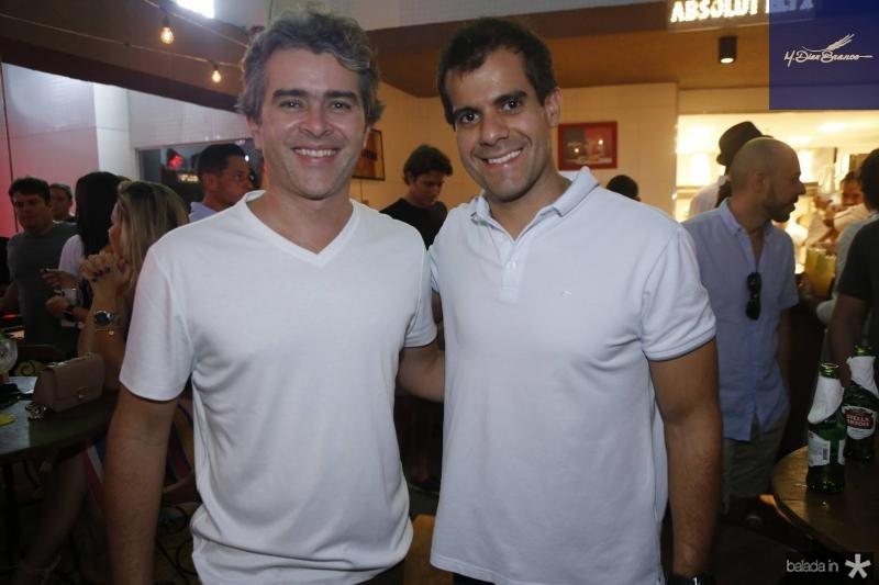 Ronaldo Barbosa e Alan Oliveira