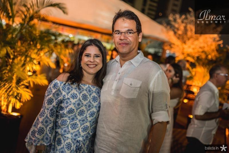 Roberta e Marcelo Pinheiro