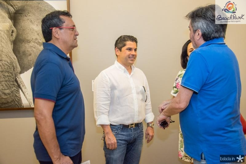 Jose Guedes, Pompeu Vasconcelos e Totonho Laprovitera