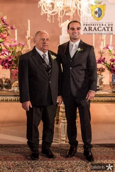 Jose de Moura e Caio Cesar Braga