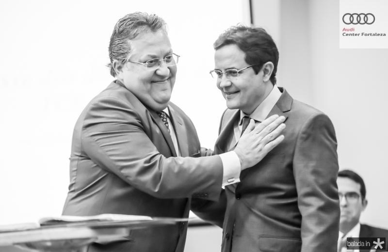 Valdomiro Tavora e Edilberto Pontes