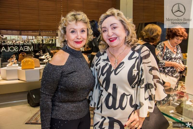 Maria Vanda Sa e Vilma Patricio
