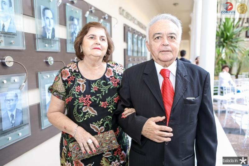 Marilmilia e Flavio Leitao