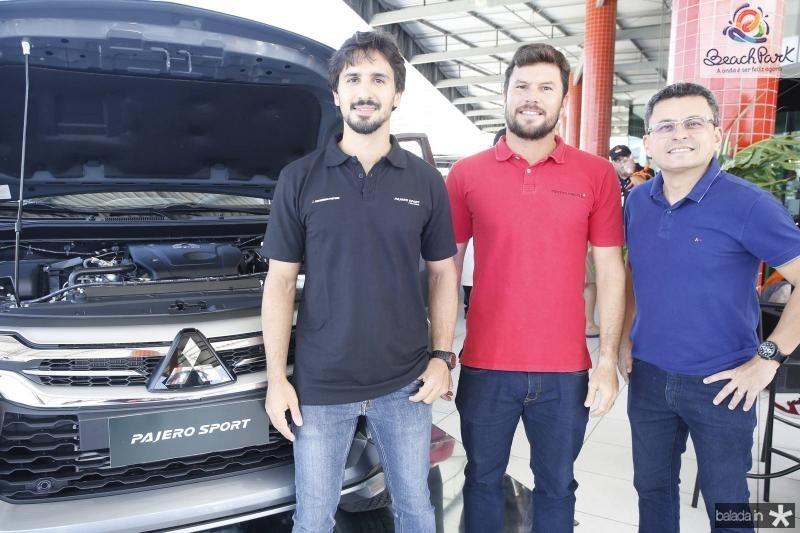 Lucas Rolim e Adriano Muniz