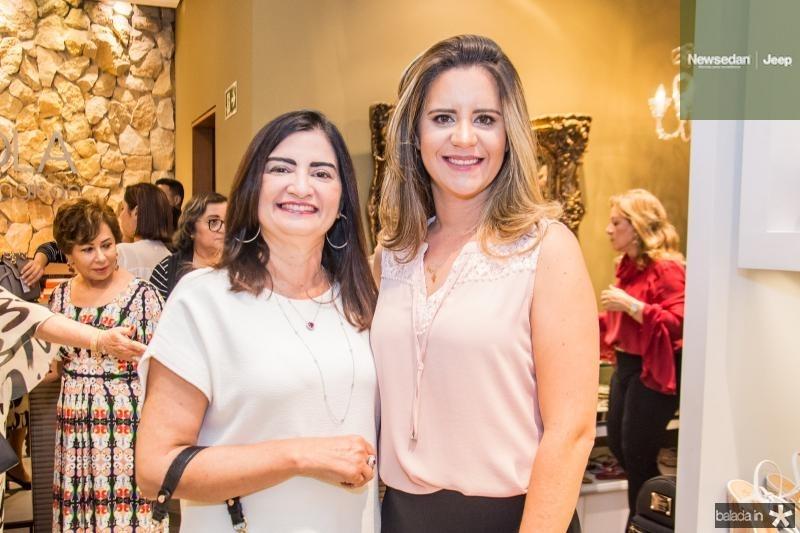Marcia Braga e Juliana Guerra