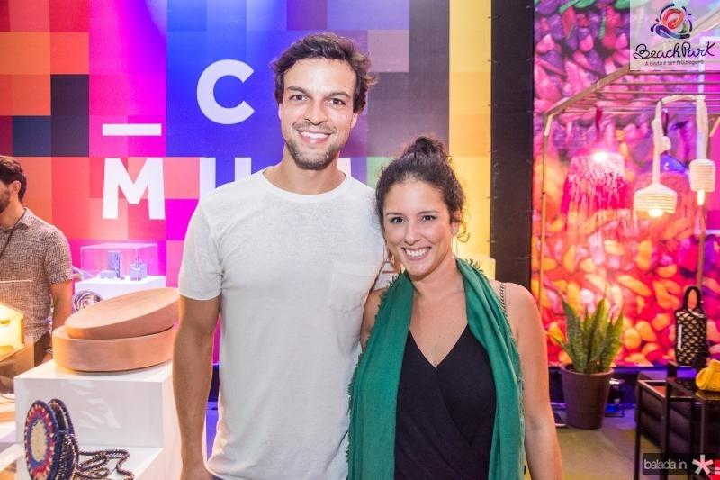 Valter Costa Lima e Dora Coelho