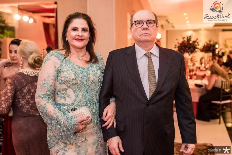 Celina Fiuza e Mario Cordeiro
