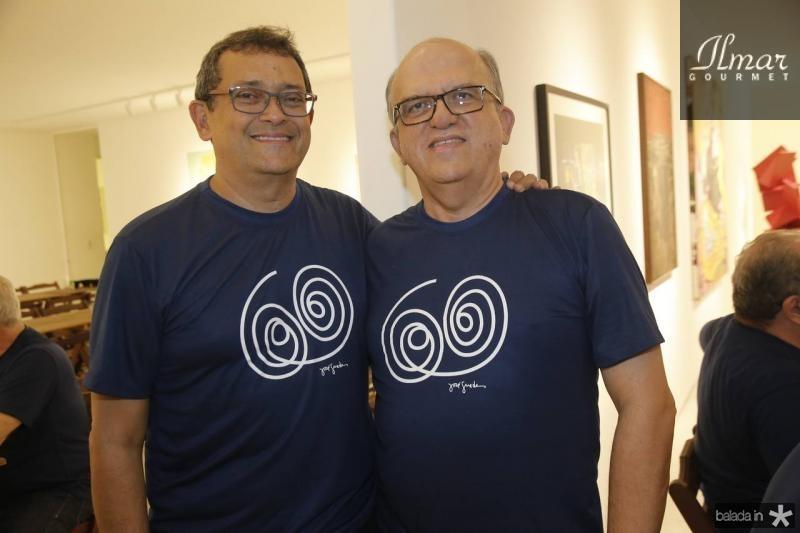 Jose Guedes e Fernando Ximenes