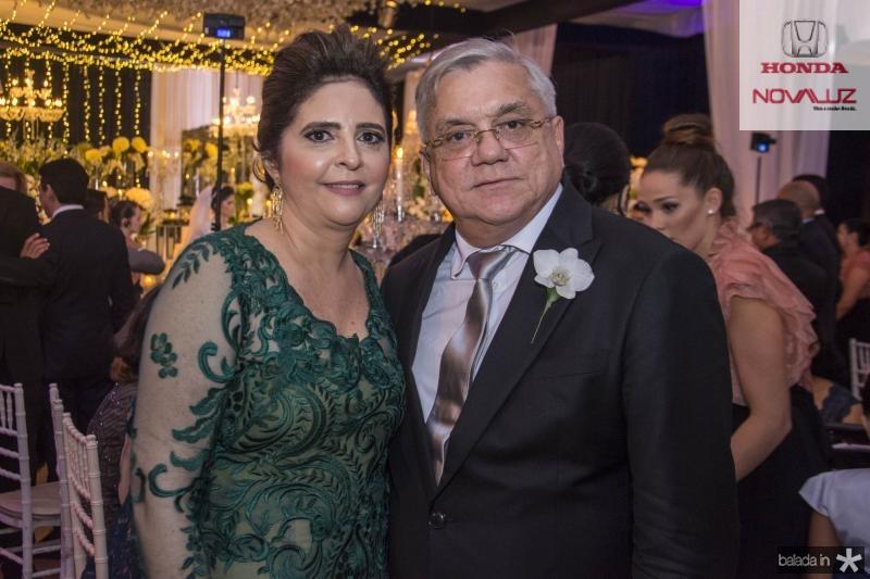 Ines e Urubatan Romero