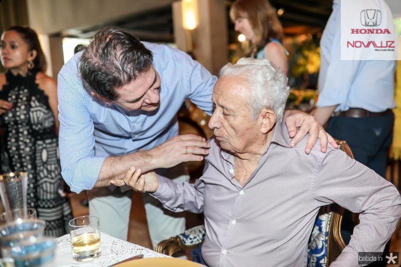 Cid Gomes e Humberto Bezerra