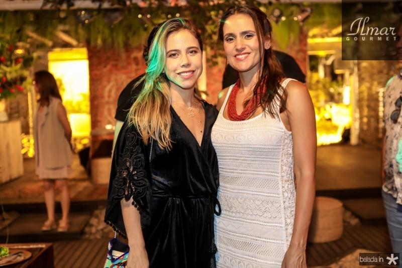 Mirela Rocha e Manoela Bacelar