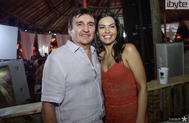 Porcino Junior e Rosane Porcino