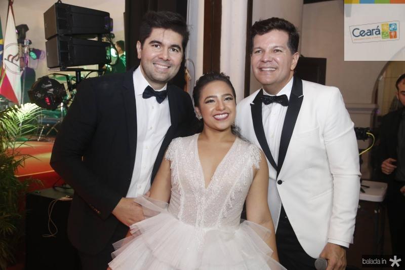 Itaque Figueiredo, Alodinha Guimaraes e Gustavo Serpa
