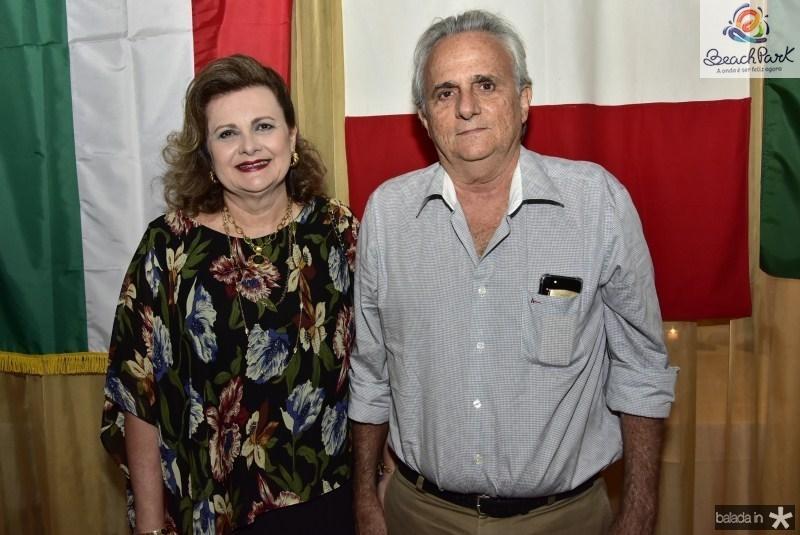 Janice e Eduardo Machado