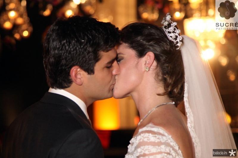Chiquinho Neto e Beatriz Barata