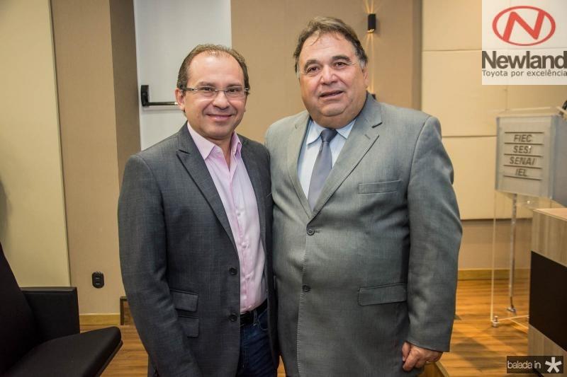Carlos Matos e Carlos Alberto Lancia