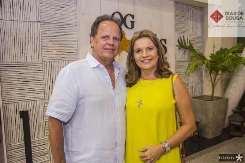 Wilton e Geni Correa Lima