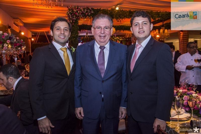 Ricardo Cavalcante, Ricardo Cavalcante e Vitor Cavalcante
