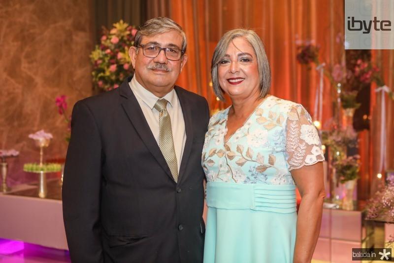 Judiacel e Dayse Jaco