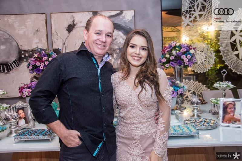 Ricardo Bezerra e Giovanna Freund Bezerra