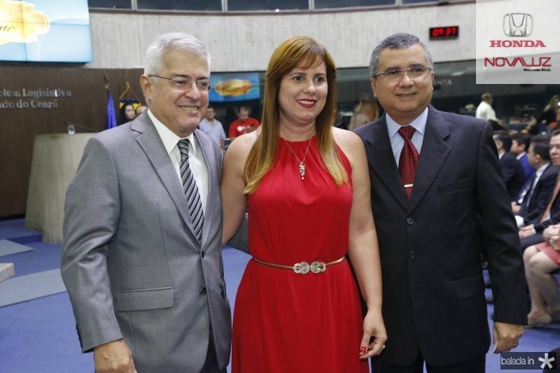 PC Noroes, Sofia Menescal e Jose Tarcilio