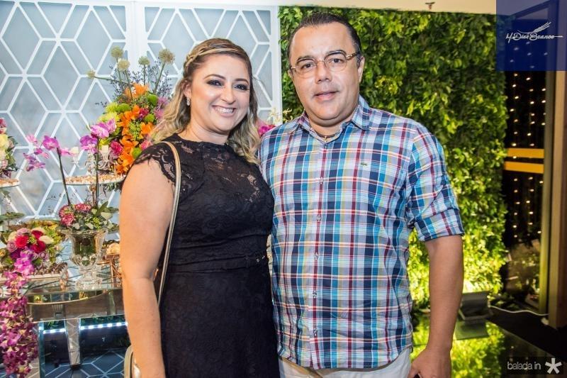 Harla Pinheiro e Joao Saraiva