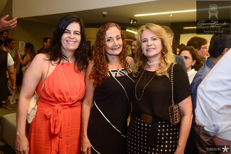 Inez Sobreira, Michele Aguiar, Tereza Ucho?a
