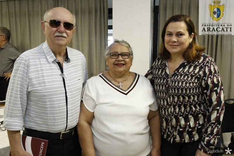 Joao Bosco, Gloria Ribeiro e Marta Campelo