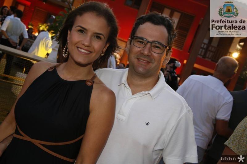 Andrea e Beto Mourao