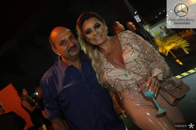 Rondon Silva e Alti Cavalcante