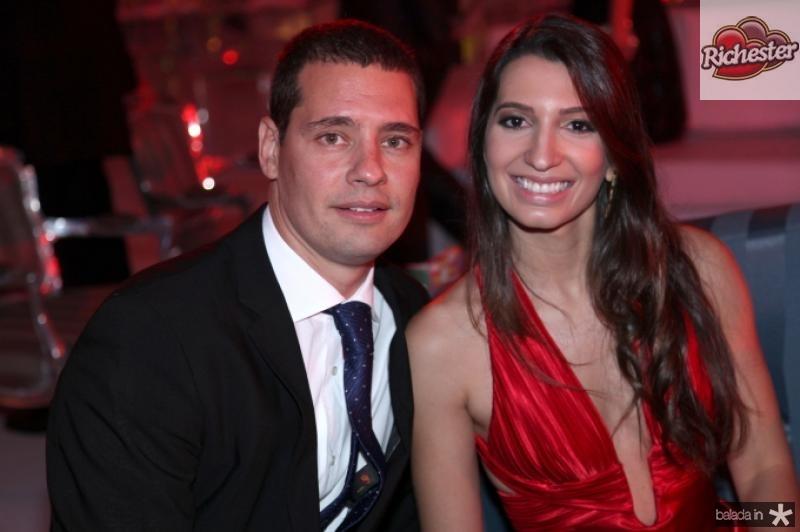 Renan e Juliana Braga