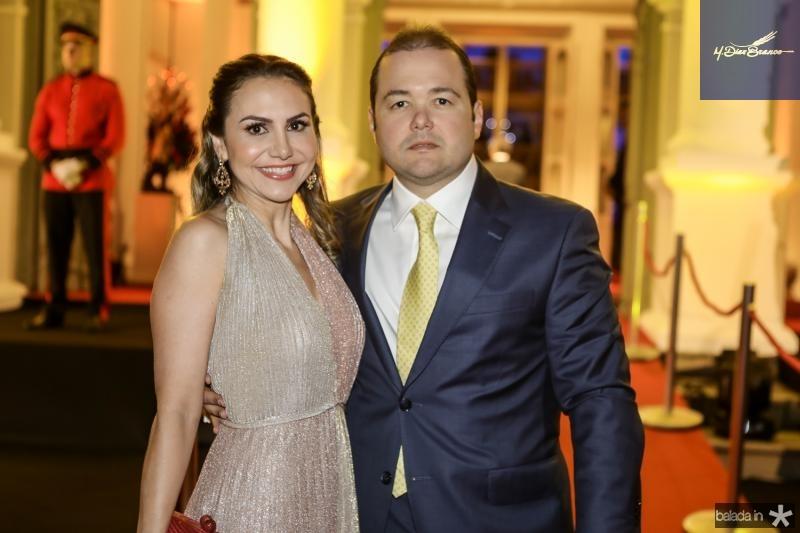Adriana e Otavio Queiroz