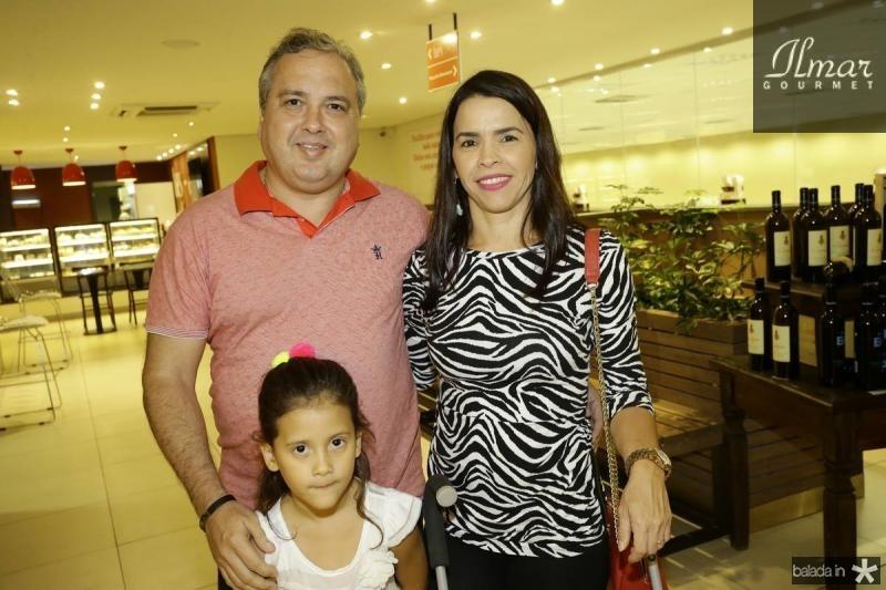Angelo Rocalli, Ana Carolina e Maria Sofia