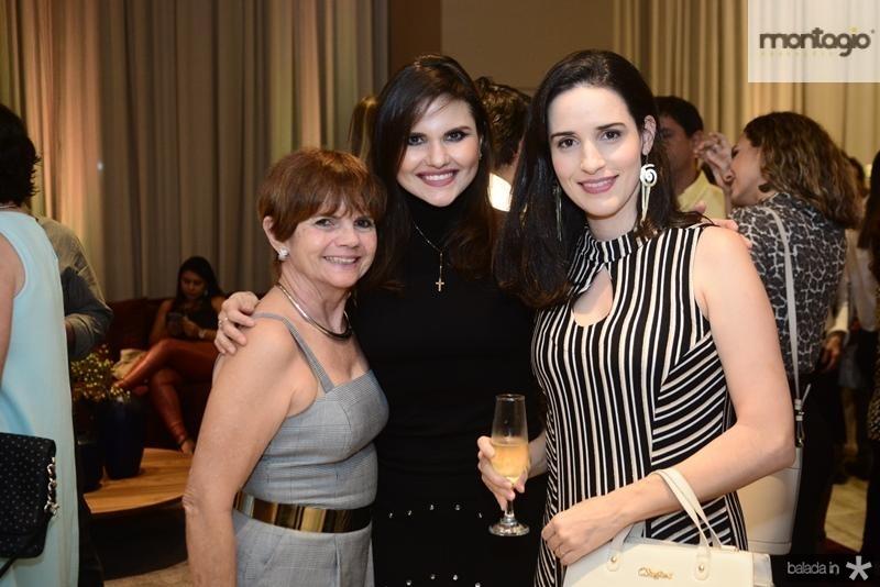Regina Catunda, Marissa Prudente, Bruna Pontes