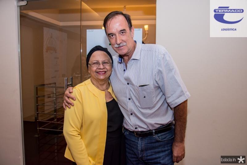 Gloria Ribeiro e Armando Abreu