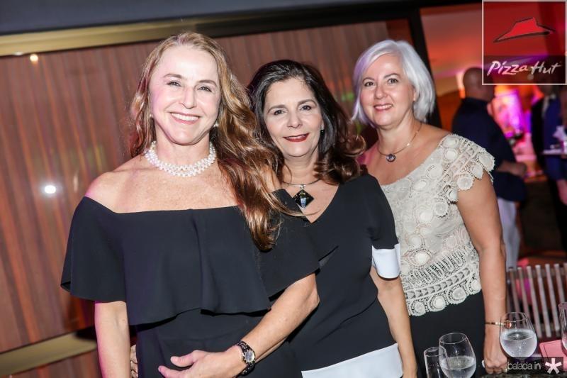 Ivone Fiuza, Tatiana toch e Antonia Eva