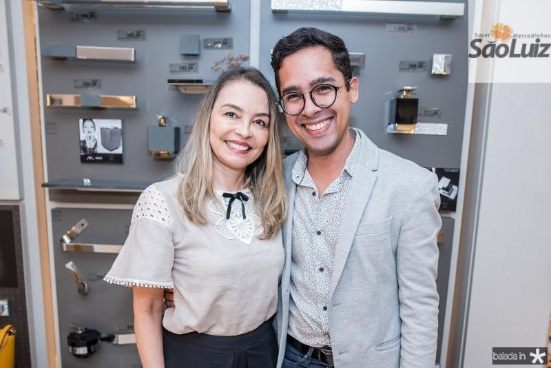 Luisa Pontes e Jackson Caetano