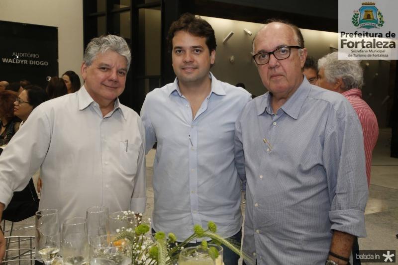 Chico, Felipe e Fernando Esteves